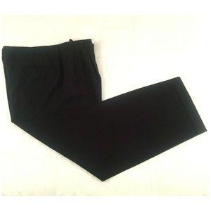 Hickey Freeman Mens Pleated Dress Pants Size 38